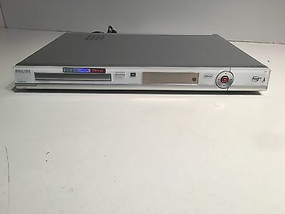 Philips DVDR 3390 DVD Player Recorder (no Remote)