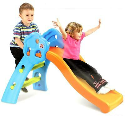 Qwikfold Fun Slide  Kids Sliding Toy Toddlers Outdoor Backyard Play