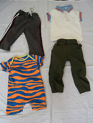 Boys Bundle Inc Marks & Spencer Ladybird And Logg  Age 12 / 18 Months