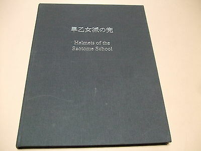 Helmets Of The Saotome School Rare 38 Helmets Included English Rare Catalogue