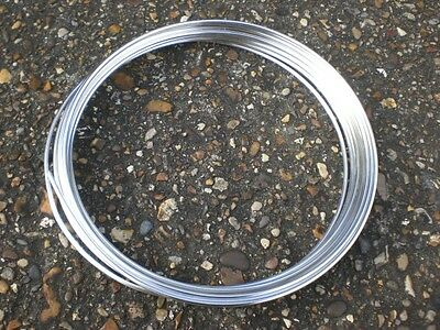 3mm silver plated  COPPER WIRE - 7.8meters ANTENNA WIRE 500grams