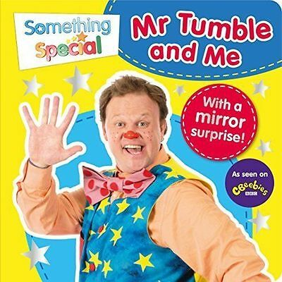 Mr Tumble and Me Mirror Book (Something Special), New,  Book