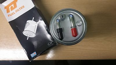 DIESEL FUEL FILTER for  VAUXHALL CORSA D 1.3 CDti 70 & 90 from 2006 TJ QH