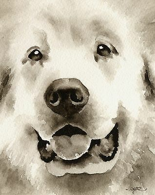 GREAT PYRENEES note cards by watercolor artist DJ Rogers