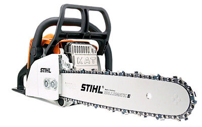 STIHL MS170 Chainsaw 30cm/1,2'' Ideal for Logging, Complete Set Ready to use