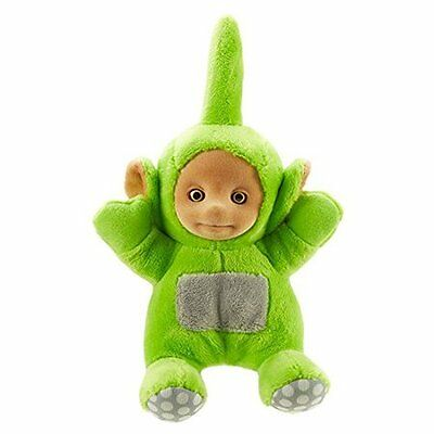 Teletubbies Supersoft Dipsy Plush soft 19 cm Toy - Teletubby Toys By Character
