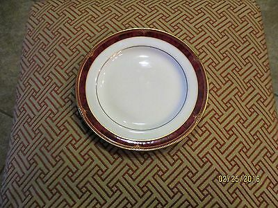 "Spode Bordeaux Bone China Bread & Butter PlateY8594-AO(6.5"")"
