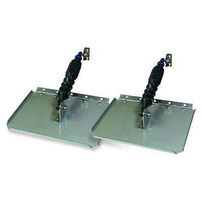 Trim Tabs - SMART TABS - SUITS BOATS 4.8 TO 6.4 mts  MOTOR FROM 150-240HP