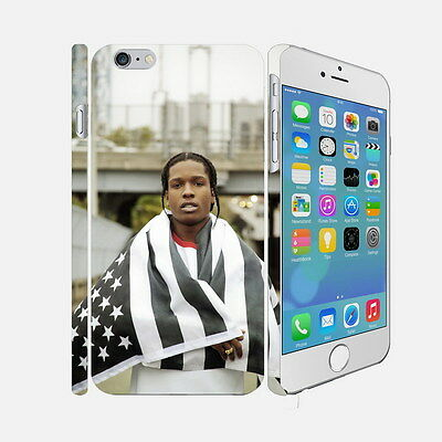 41 ASAP ROCKY - Apple iPhone 4 5 6 Hardshell Back Cover Case