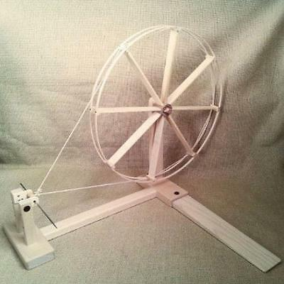 WOODEN JAPANESE COTTON GIN SPINNING WHEEL Itoguruma traditional F/S