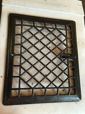 Antique Heating Grate Face Tc 54