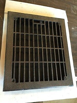 Antique Heating Grate treaded Top Tc 63