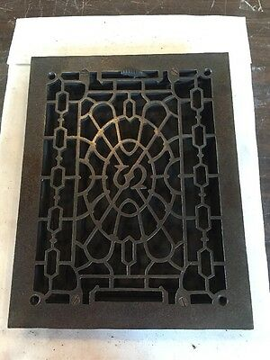 Antique Heating Grate Ornate S Design Tc 68