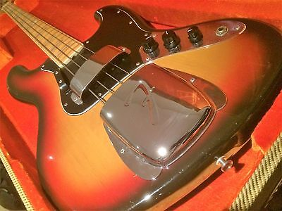 1975 Fender Jazz Bass Vintage USA original