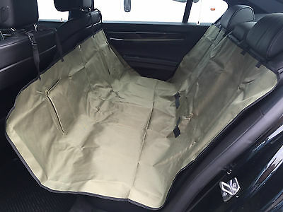 2 in 1 Car Suv Van Seat / Cargo Cover Pet Dog Travel Hammock Water Resistant