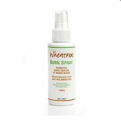 WheatFIX Burn Spray 100ml