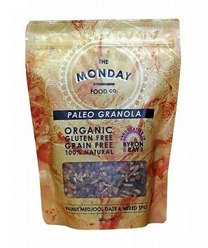 Monday Food Co. Paleo Granola Walnut, Dates & Spices 300g