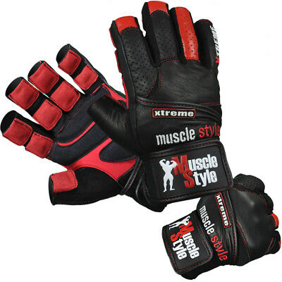 Muscle Style Xtreme - Gym Gloves Fitnesshandschuhe Bodybuilding Training