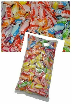 Sherbet Bomb Lollies 1kg Individually Wrapped Bulk Sweets Party Favours Candy