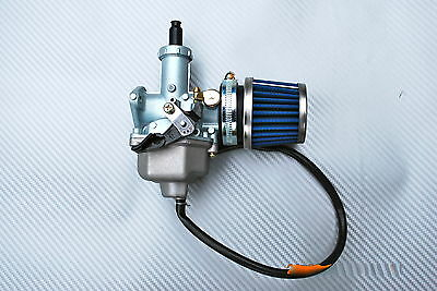 New Chinese Motorcycle 125 Carburettor Carb  NEW WITH S & B TYPE FILTER