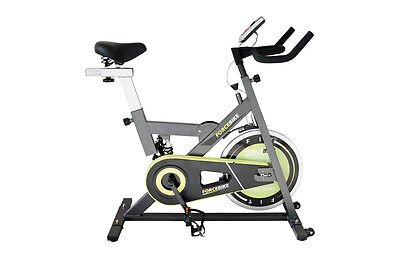 Bicicleta de spinning profesional - microcomputadora LCD -Force Bike …CecotecCEC
