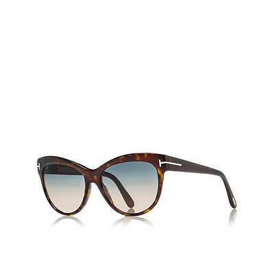 f06cd98ab1 Sunglasses Tom Ford Lily FT 0430 56 16 140 56P Havana 100% Authentic new