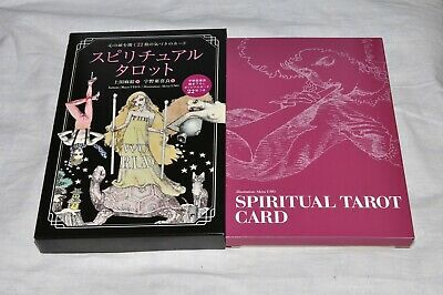 New The Spiritual Tarot Cards Deck by Akira Uno From Japan