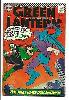 Green Lantern # 44 (Apr 1966), Gd/vg