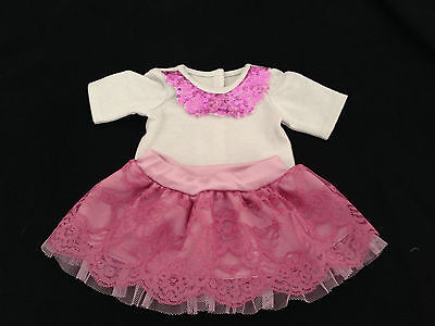 American Girl Sparkle Sequin Outfit McKenna Isabelle,Mia,Molly,Julie,Kit New