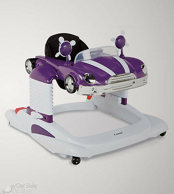 Combi All in One Activity Walker in Purple Brand New 5310126