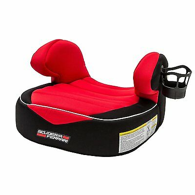 Combi Ferrari Dream Booster in Red With Storage Bag Brand New! Free Shipping!