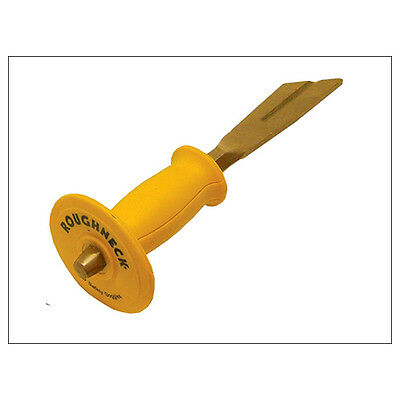 Roughneck Plugging Chisel 16Mm X 250Mm (5/8In X 10In) With Grip - Rou31760