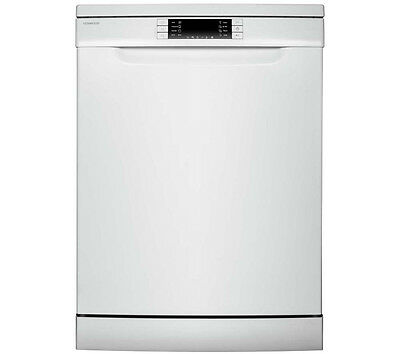 KENWOOD KDW60W15 Full-size Dishwasher White 11 Litres 47 dB(A) A++ Energy Rating