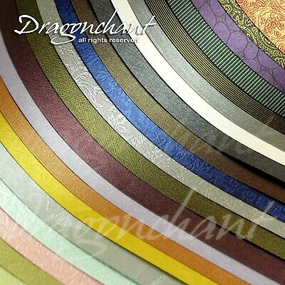 Pack of 5 or 21 A4 Textured Craft 120gsm Paper Wedding Invitation Cardmaking