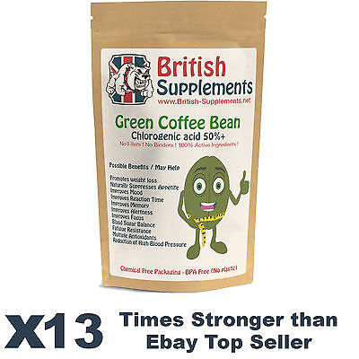 Green Coffee Extract Strongest Legal Diet Slimming Pills UK Weight Loss Capsules