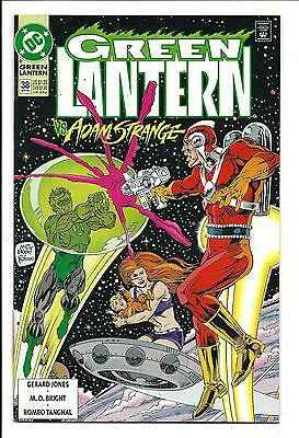 Green Lantern # 38 (Apr 1993), Nm