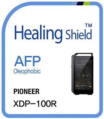 For PIONEER XDP 100R Player , Screen Protector AFP Clear Shield Film 2pcs