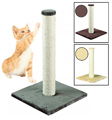 Heritage Cat Kitten Scratching Pole Post Tree Scratcher Scratch Sisal Tall