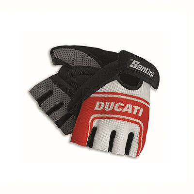 orig. SANTINI Ducati Limitiert Fahrrad Handschuhe Limited Cycle Gloves 981033221