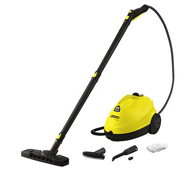 Karcher SC1.020 steam cleaner cleaning machine yellow-black
