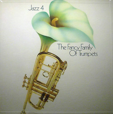 5-LP-Box V.A. JAZZ 4 - the fancy family of trumpets, nm