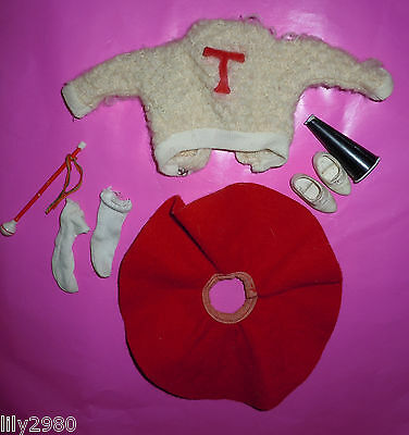Vintage Tammy Outfit #Cheerleader #9131-4 near complete doll Ideal nice!