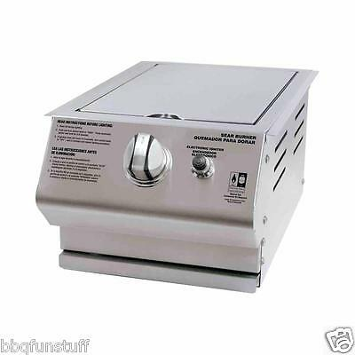 Charmglow Brinkmann Stainless Built-In Sear Zone Burner Natural Gas 814-6805-N