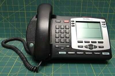 Nice Nortel IP Phone i2004 NTDU92 Telecom Telephone