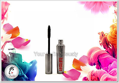 W7 Absolute Lashes Mascara Blackest Black / D7-W90