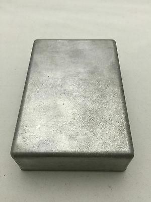 New! TAKACHI Aluminum Deichst Box Case 3.3×1.3×4.7inch 85×35×120mm Made in Japan