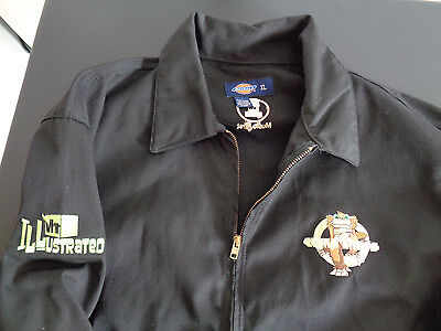 VH1 ILL-USTRATED Television CAMP CHAOS Promotional Cast Crew XL Jacket DICKIES
