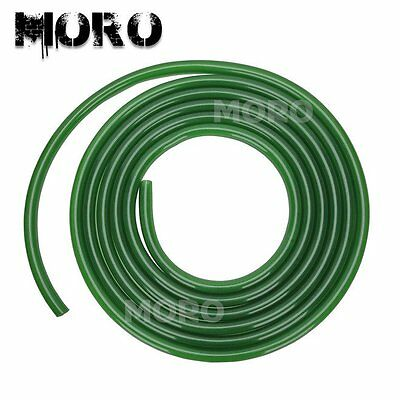 Transparent Green Aquarium Tube Canister Water Filter System Hose Tube PVC Pipe