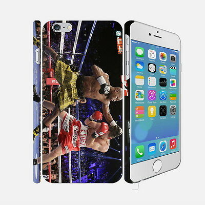 16 Floyd Mayweather Jr - Apple iPhone 4 5 6 Hardshell Back Cover Case