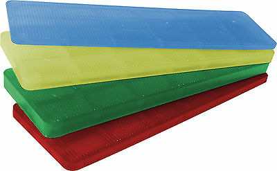 Plastic Window Glazing Packers Window Flat Packers 28mm wide 1000 PACK